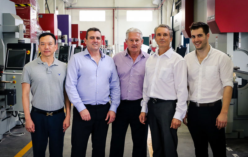 Accurpress Australia Team